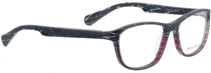 Bellinger FALLON-765 Glasses in Grey/Brown Pattern