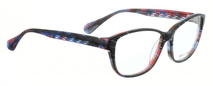 Bellinger GREEK-734 Glasses in Black Pattern