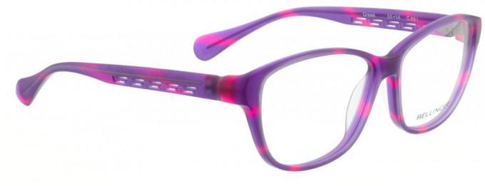 Bellinger GREEK-661 Glasses in Bright Purple/Pink