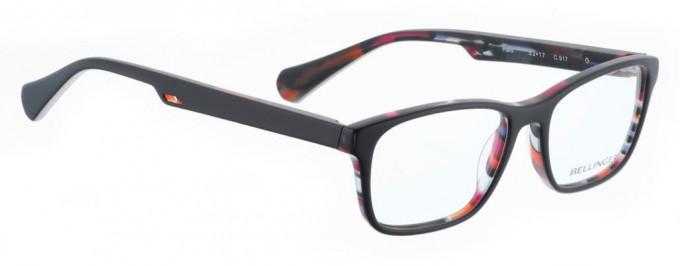 Bellinger HALO-917 Glasses in Black Matt
