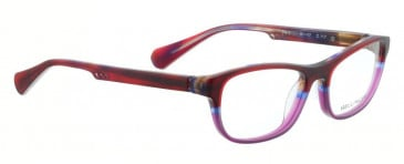Bellinger PIT-1-238 Glasses in Brown/Blue Pattern