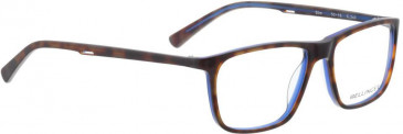 Bellinger SLIM-240 Glasses in Matt Brown/Blue Pattern