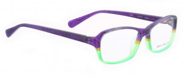 Bellinger STAR-633 Glasses in Matt Purple/Green
