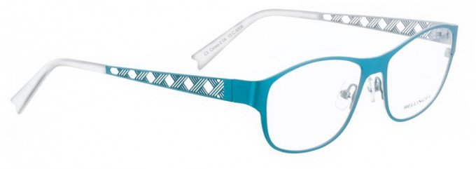 Bellinger CROSS-2-4898 Glasses in Turquoise