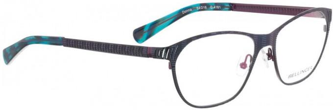 Bellinger DONNA-4161 Glasses in Blue