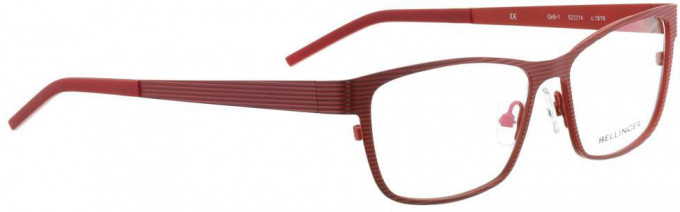 Bellinger GRILL-1-1816 Glasses in Shiny Red