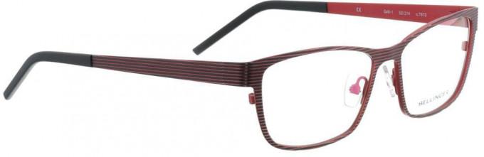 Bellinger GRILL-1-7913 Glasses in Dark Grey