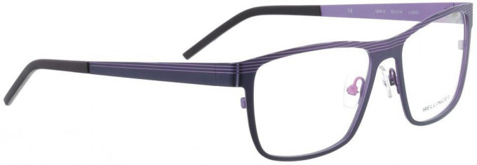 Bellinger GRILL-2-6260 Glasses in Purple