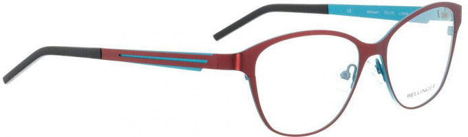 Bellinger JETSTREAM-6948 Glasses in Aubergine