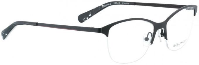 Bellinger SLIMLINE-2-9069 Glasses in Black