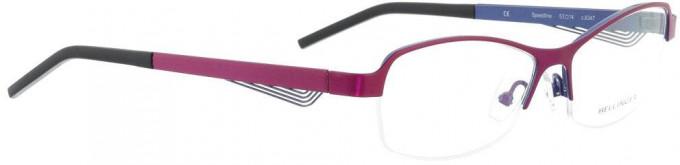 Bellinger SPEEDLINE-6347 Glasses in Shiny Light Pearl