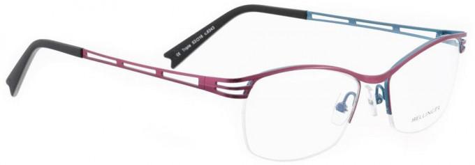 Bellinger TRIPLE-6343 Glasses in Light Cherry Pearl