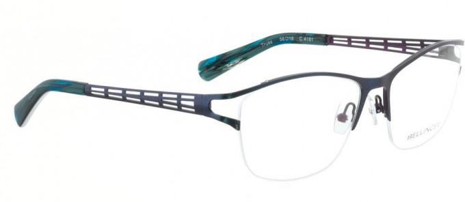 Bellinger TRUSS-4161 Glasses in Metallic Blue/Purple