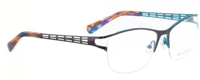 Bellinger TRUSS-6840 Glasses in Dark Purple/Blue