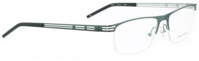 Bellinger TWIN-2-3498 Glasses in Army Green