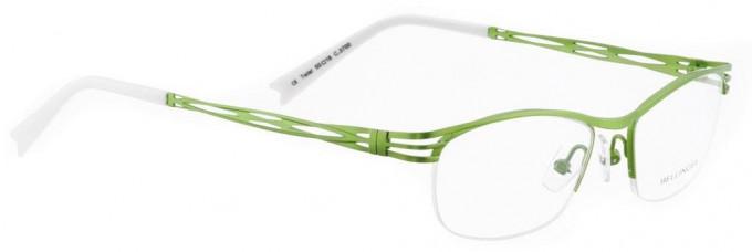 Bellinger TWIST-3700 Glasses in Light Green Pearl