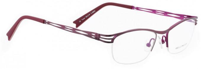 Bellinger TWIST-6863 Glasses in Aubergine Pearl