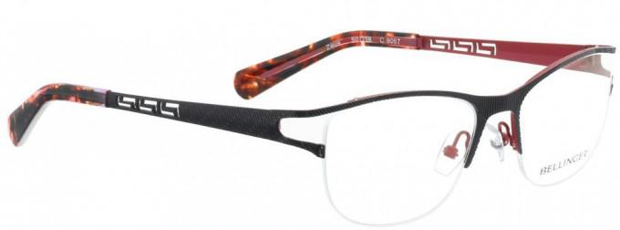 Bellinger ZEUS-9067 Glasses in Black/Pink