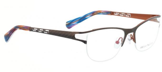 Bellinger ZEUS-6550 Glasses in Purple/Orange