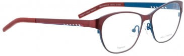 Bellinger MOONSPACE-2-6947 Glasses in Aubergine