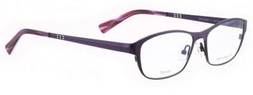 Bellinger SHINYMATT-1-6100 Glasses in Purple