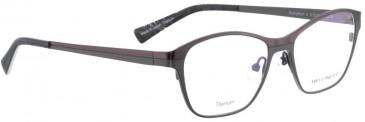 Bellinger SHINYMATT-3-2661 Glasses in Brown