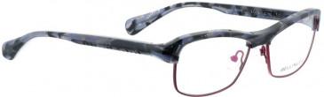 Bellinger ALEXIS-172 Glasses in Red Pattern