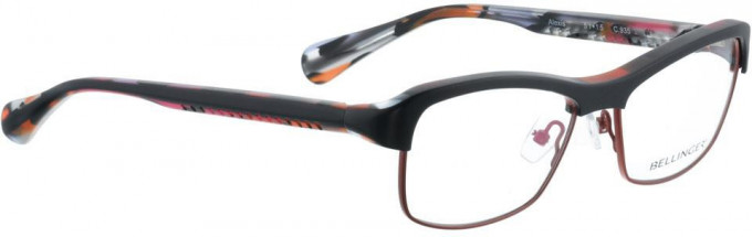 Bellinger ALEXIS-935 Glasses in Black Matt