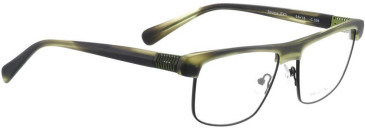 Bellinger BOUNCE-JFK-3-336 Glasses in Green Matt Tortoiseshell