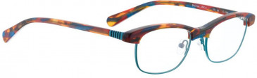 Bellinger BOUNCE-JFK-4-188 Glasses in Red Pattern