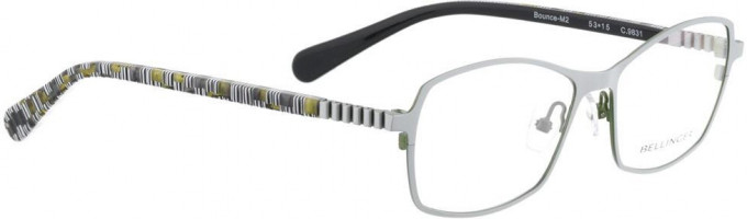 Bellinger BOUNCE-M2-9831 Glasses in White Pearl