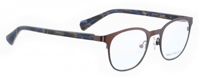 Bellinger CHASER-2800 Glasses in Brown