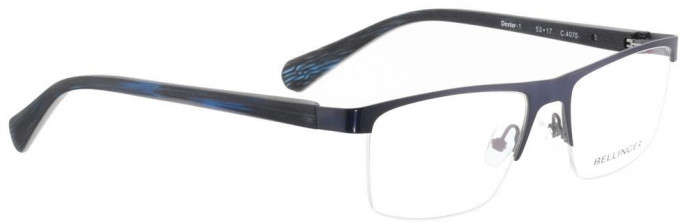 Bellinger DEXTER-1-4075 Glasses in Blue