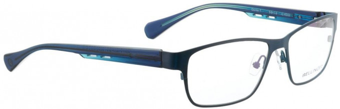 Bellinger GENTS-1-4045 Glasses in Shiny Dark Blue