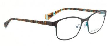 Bellinger GROOVES-2849 Glasses in Matt Dark Brown
