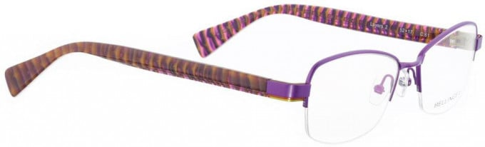 Bellinger LAYERS-2-61 Glasses in Purple