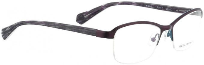 Bellinger LEVELS-1-6145 Glasses in Purple