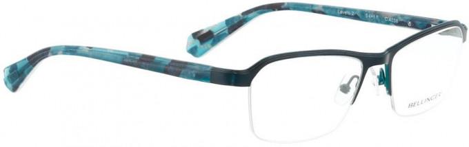 Bellinger LEVELS-2-4038 Glasses in Shiny Dark Blue