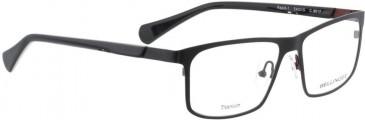 Bellinger RAPID-1-9017 Glasses in Matt Black/Red