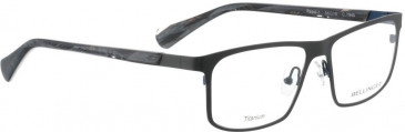 Bellinger RAPID-1-9017 Glasses in Matt Black/Red