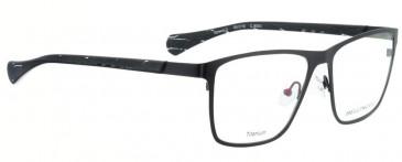 Bellinger SPEED-3-9000 Glasses in Matt Black