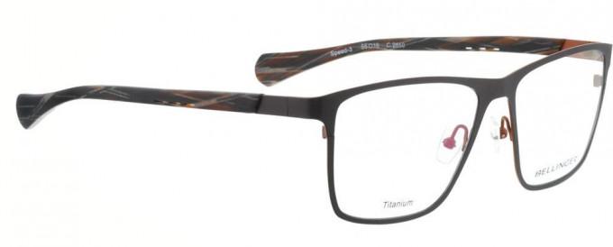 Bellinger SPEED-3-2850 Glasses in Matt Brown/Matt Blue