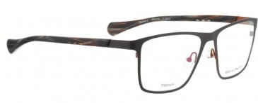 Bellinger SPEED-3-9000 Glasses in Matt Black