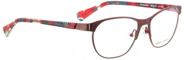 Bellinger SUNDANCER-1567 Glasses in Dark Red/Pink