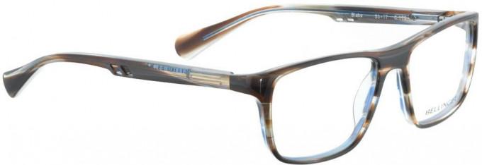 Bellinger BLAKE-779 Glasses in Matt Black Glitter/Blue