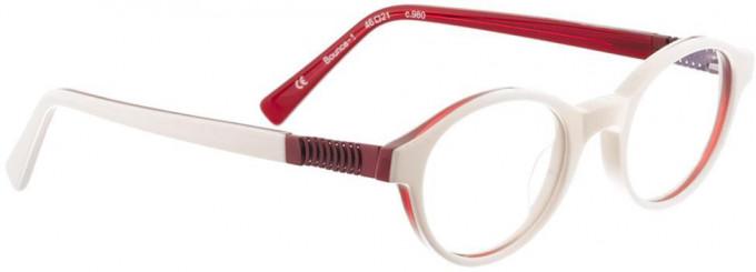 Bellinger BOUNCE-1-980 Glasses in Cream