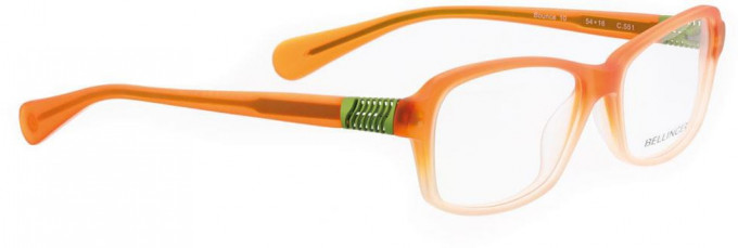Bellinger BOUNCE-10-551 Glasses in Orange Gradient Matt