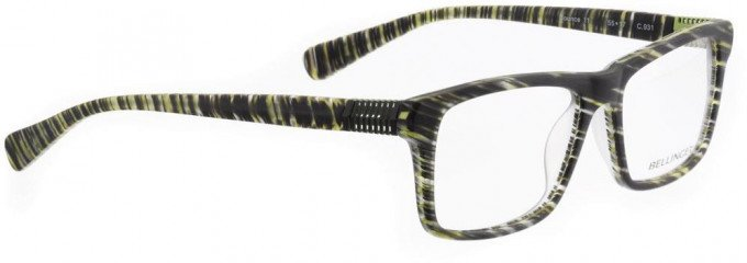 Bellinger BOUNCE-11-931 Glasses in Green Matt