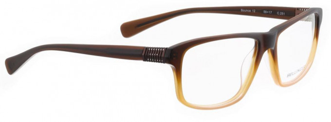 Bellinger BOUNCE-12-251 Glasses in Brown Gradient Matt