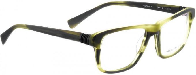Bellinger BOUNCE-18-336 Glasses in Matt Green Tortoiseshell